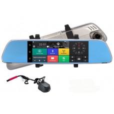 Androidos Autós kamera GPS navigációs