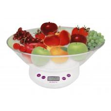 Digitális konyhai mérleg 7kg-ig