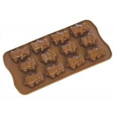 Csokiöntő forma