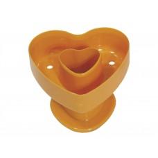 Sütemény készítő forma (szív alakú)